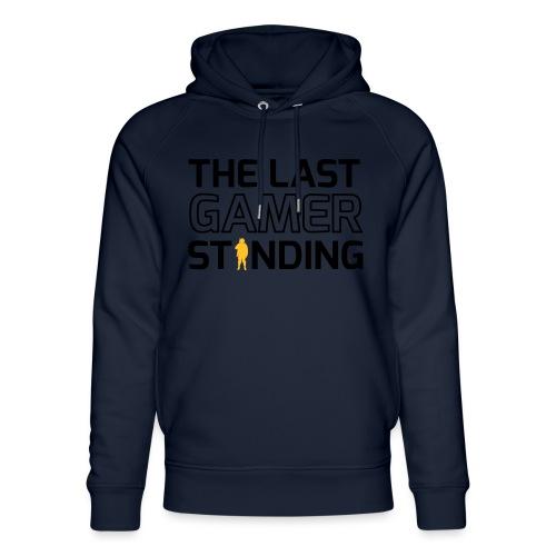 The Last Gamer Standing 2 - Unisex Organic Hoodie by Stanley & Stella