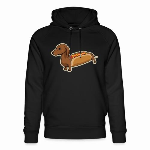 Hot-Dog Dog - Sweat à capuche bio Stanley & Stella unisexe
