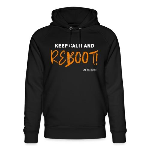 Reboot - Stanley & Stella unisex hoodie af økologisk bomuld