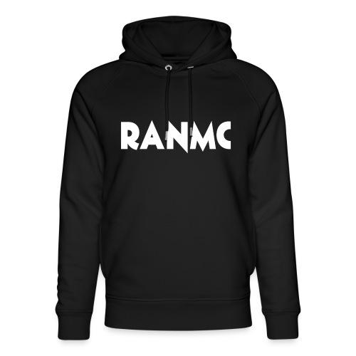 RANMC WIT png - Uniseks bio-hoodie van Stanley & Stella