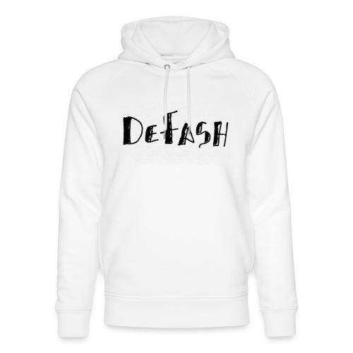 Defash1-png - Sweat à capuche bio Stanley & Stella unisexe