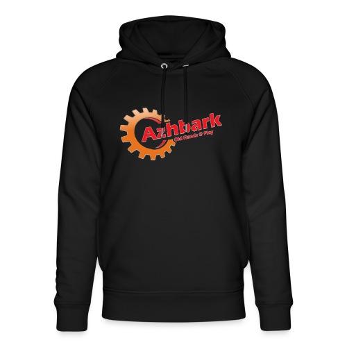 Azhbark Logo - Stanley & Stella unisex hoodie af økologisk bomuld