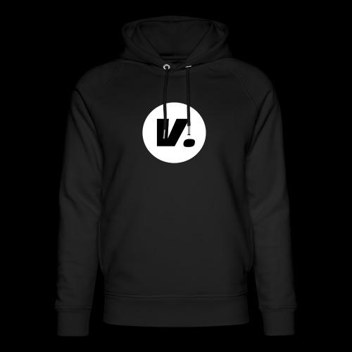 Ventura Black V Logo - Uniseks bio-hoodie van Stanley & Stella
