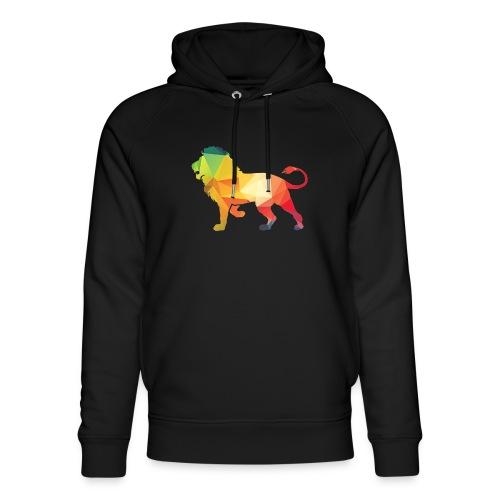 lion - Uniseks bio-hoodie van Stanley & Stella