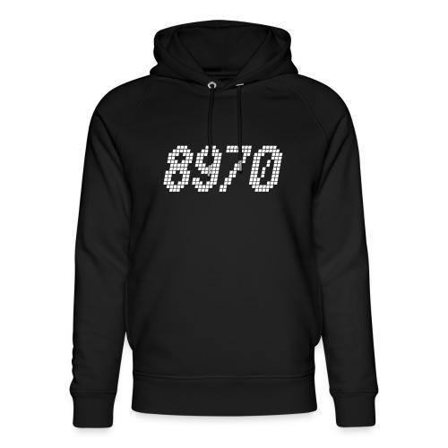 8970 Havndal - Stanley & Stella unisex hoodie af økologisk bomuld
