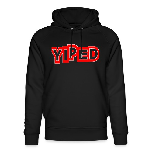 FIRST YIPED OFFICIAL CLOTHING AND GEARS - Unisex Organic Hoodie by Stanley & Stella