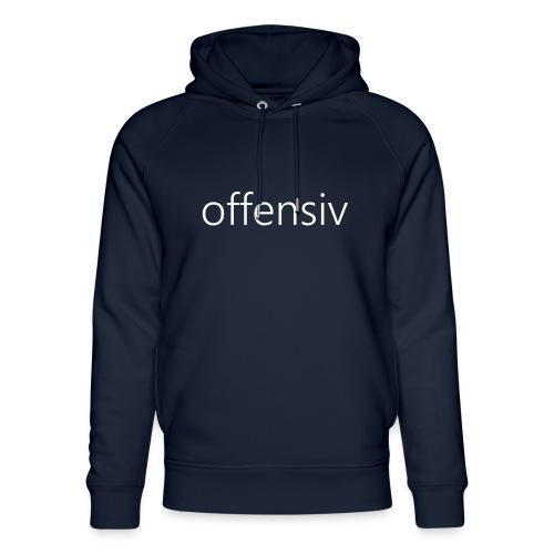offensiv t-shirt (børn) - Stanley & Stella unisex hoodie af økologisk bomuld