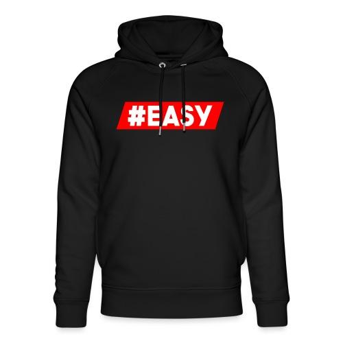 #EASY Classic Logo Snapback - Felpa con cappuccio ecologica unisex di Stanley & Stella