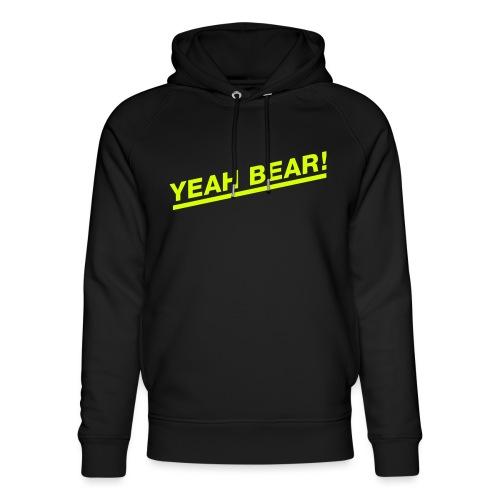 Yeah Bear! - Unisex Bio-Hoodie von Stanley & Stella