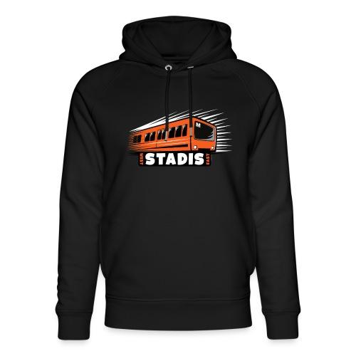 STADISsa METRO T-Shirts, Hoodies, Clothes, Gifts - Stanley & Stellan unisex-luomuhuppari