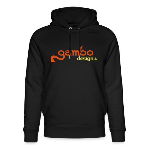 gambo design - Unisex Bio-Hoodie von Stanley & Stella