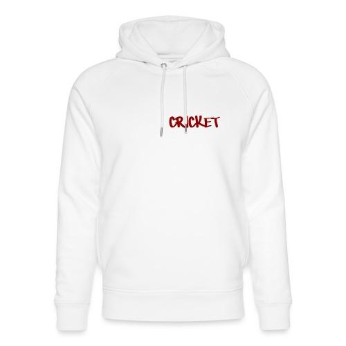 SmellCricket16 - Unisex Organic Hoodie by Stanley & Stella