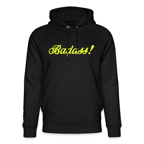 Badass! - Ekologisk luvtröja unisex från Stanley & Stella