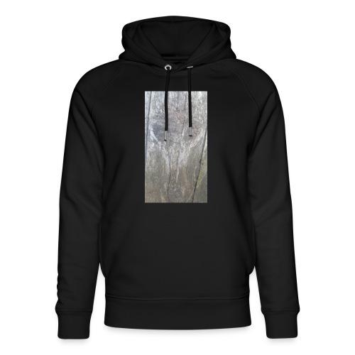 Wooden Demon - Uniseks bio-hoodie van Stanley & Stella
