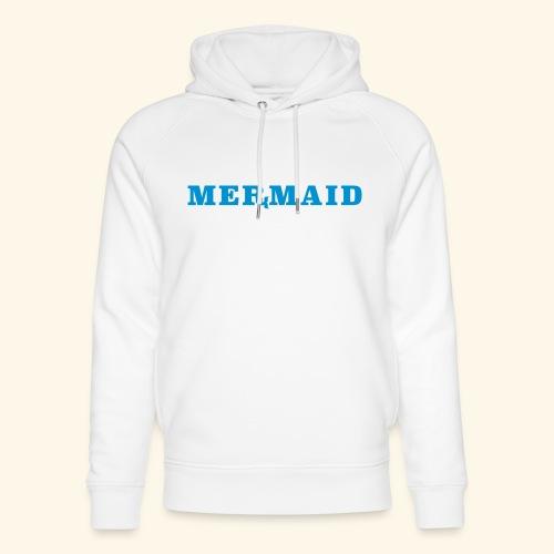 Mermaid logo - Ekologisk luvtröja unisex från Stanley & Stella