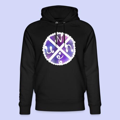 Nuni! cross, NuniDK Collection - Female top - Stanley & Stella unisex hoodie af økologisk bomuld