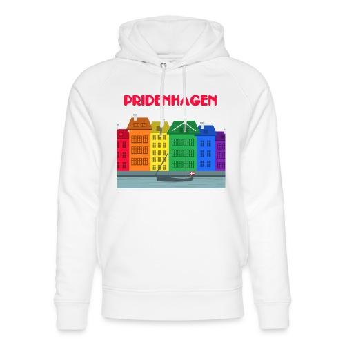 PRIDENHAGEN RETRO T-SHIRT - Stanley & Stella unisex hoodie af økologisk bomuld