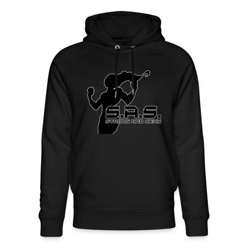 SAS babe png - Uniseks bio-hoodie van Stanley & Stella
