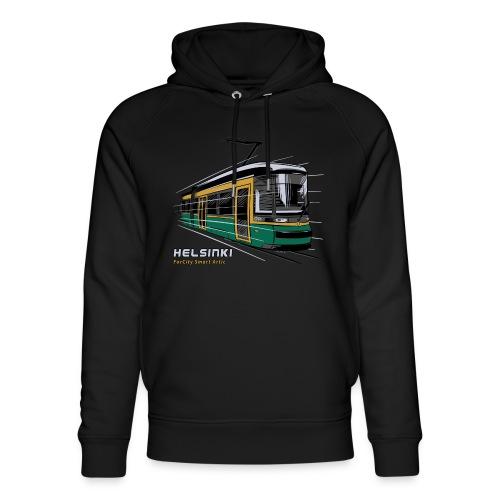 Helsingin Raitiovaunu T-paidat, 154 upeaa tuotetta - Stanley & Stellan unisex-luomuhuppari