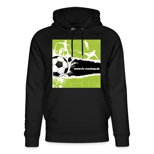 FC Sonntag Weblogo - Unisex Bio-Hoodie von Stanley & Stella