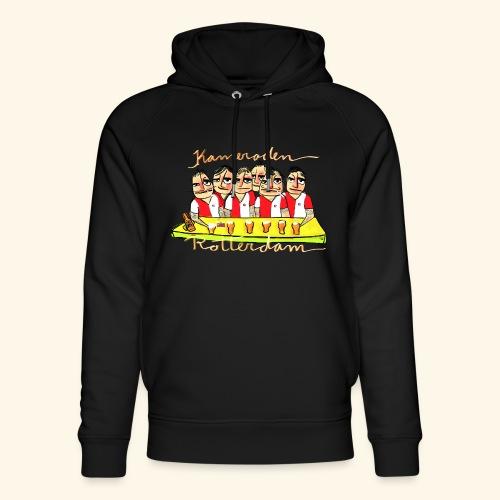 Kameraden Feyenoord - Uniseks bio-hoodie van Stanley & Stella