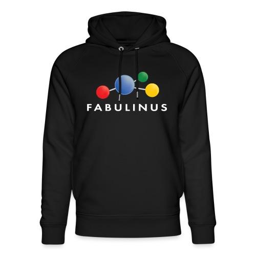Fabulinus logo enkelzijdig - Uniseks bio-hoodie van Stanley & Stella