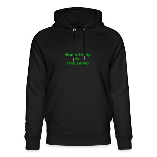 Green Living - Stanley & Stella unisex hoodie af økologisk bomuld