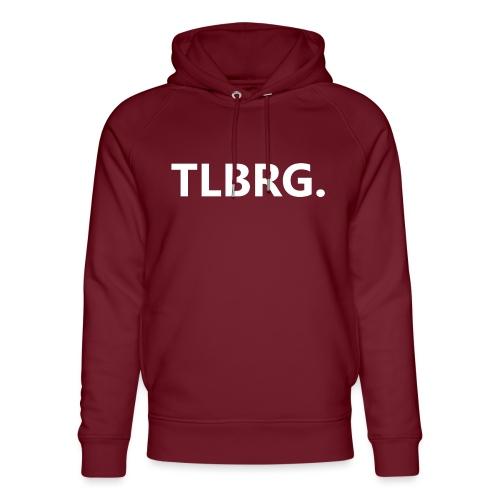 TLBRG - Uniseks bio-hoodie van Stanley & Stella