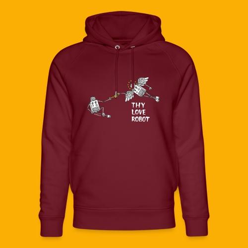 Gods gift - Uniseks bio-hoodie van Stanley & Stella
