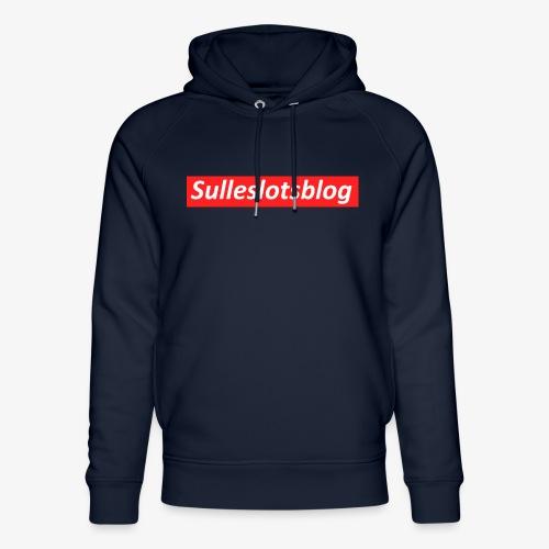 Box logo - Stanley & Stella unisex hoodie af økologisk bomuld