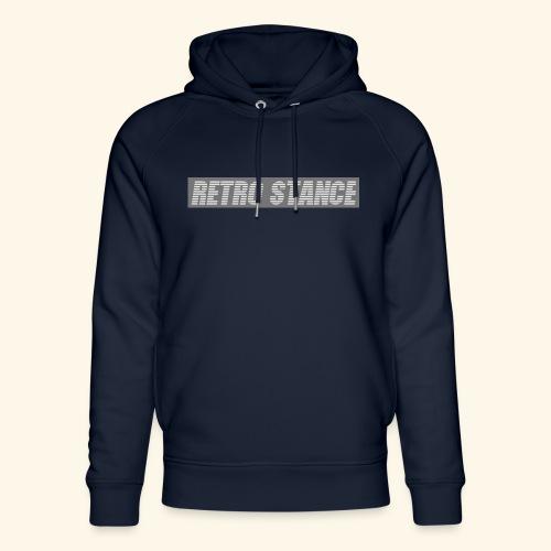 Retro Stance - Unisex Organic Hoodie by Stanley & Stella