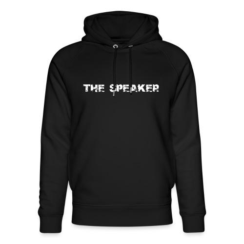 the speaker - der Sprecher - Unisex Bio-Hoodie von Stanley & Stella