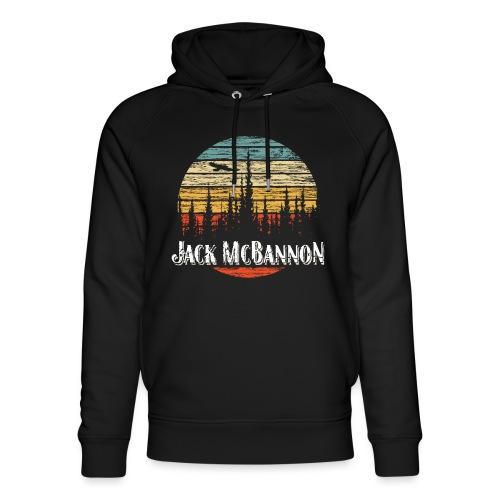 Jack McBannon - Forest Sundown - Unisex Bio-Hoodie von Stanley & Stella