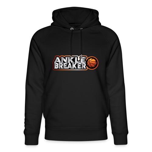 Ankle Breaker for real streetball players - Unisex Organic Hoodie by Stanley & Stella