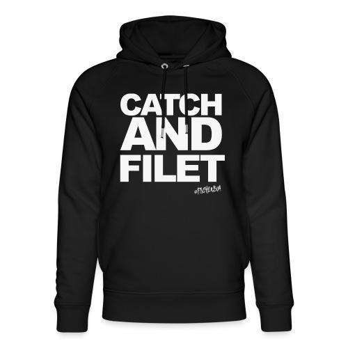 Catch and Filet - Unisex Bio-Hoodie von Stanley & Stella