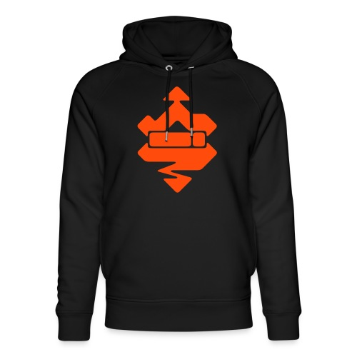 The Real Kim Shady Accessories - Unisex Organic Hoodie by Stanley & Stella