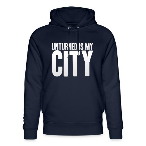 Unturned is my city - Unisex Organic Hoodie by Stanley & Stella