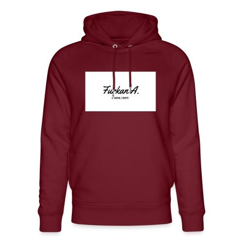 Furkan A - Rode Sweater - Uniseks bio-hoodie van Stanley & Stella