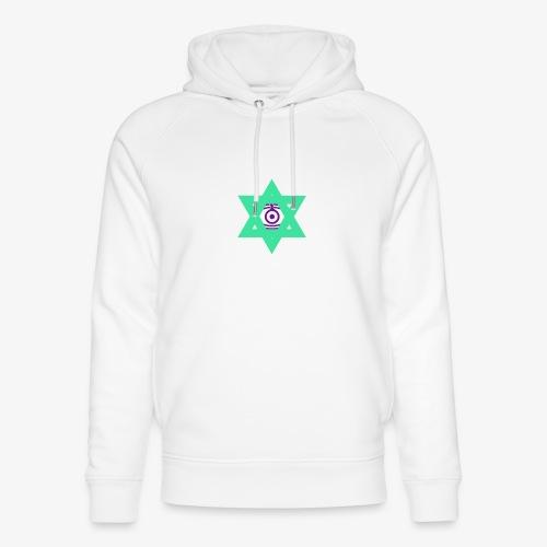 Star eye - Unisex Organic Hoodie by Stanley & Stella