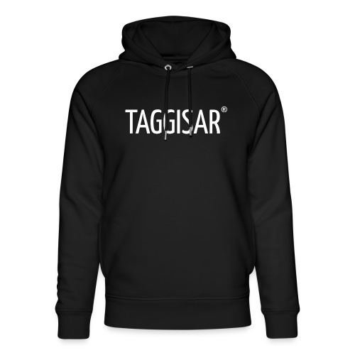 Taggisar Logo - Ekologisk luvtröja unisex från Stanley & Stella