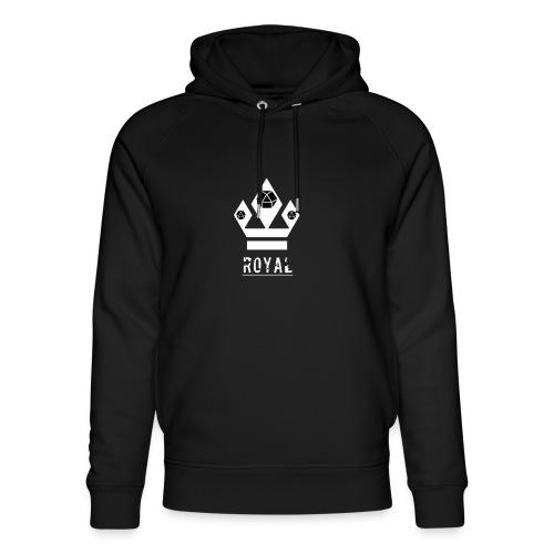 ROYAL SYMBOL - Uniseks bio-hoodie van Stanley & Stella
