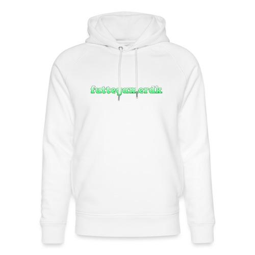 futtegamerdk trøjer badge og covers - Stanley & Stella unisex hoodie af økologisk bomuld