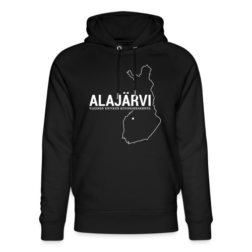 Kotiseutupaita - Alajärvi - Stanley & Stellan unisex-luomuhuppari