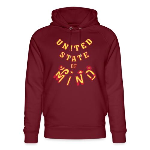 United State of Mind - Stanley & Stella unisex hoodie af økologisk bomuld
