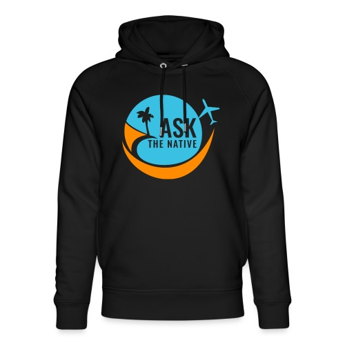 Ask the Native Original Logo - Uniseks bio-hoodie van Stanley & Stella