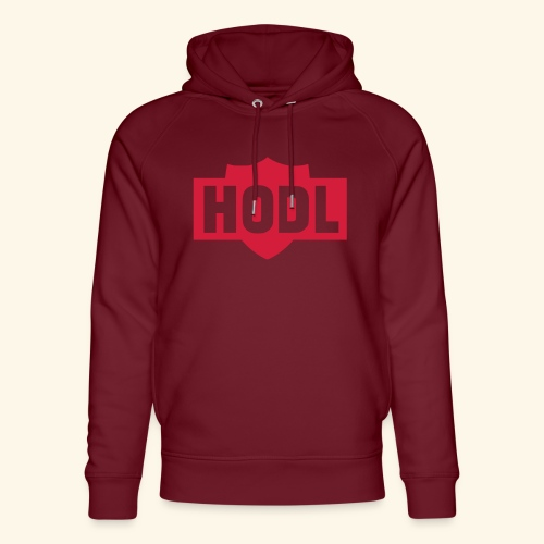 HODL TO THE MOON - Stanley & Stellan unisex-luomuhuppari