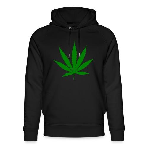weed - Uniseks bio-hoodie van Stanley & Stella