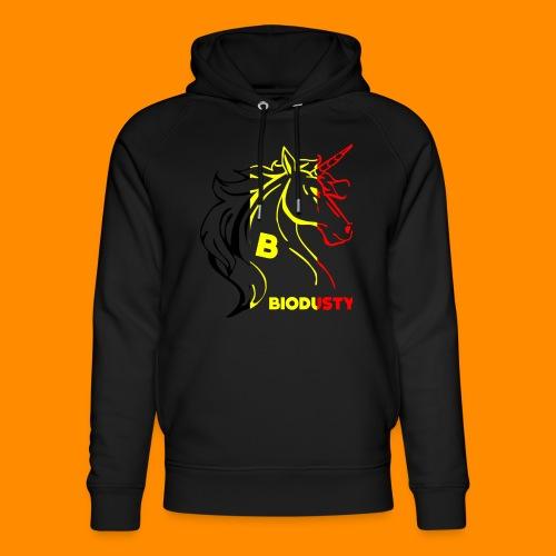 belgian biodusty unicorn hoodie unisex - Uniseks bio-hoodie van Stanley & Stella