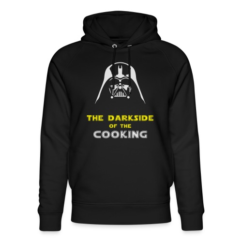 The darkside of the cooking - Sweat à capuche bio Stanley & Stella unisexe