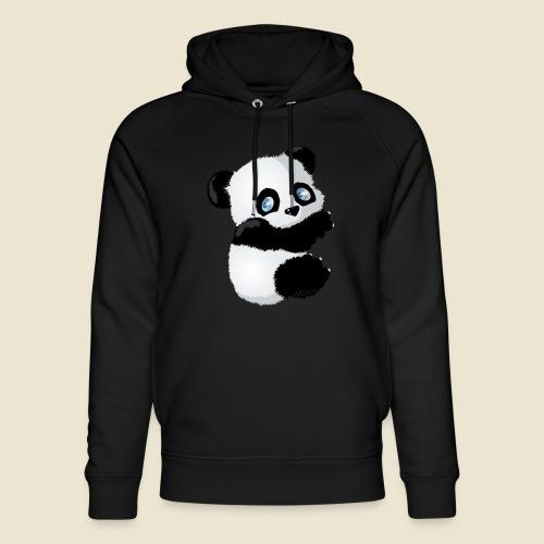 Bébé Panda - Sweat à capuche bio Stanley & Stella unisexe